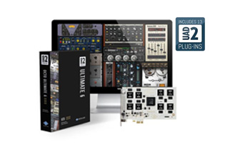 UAD-2 PCIe OCTO Ultimate 6